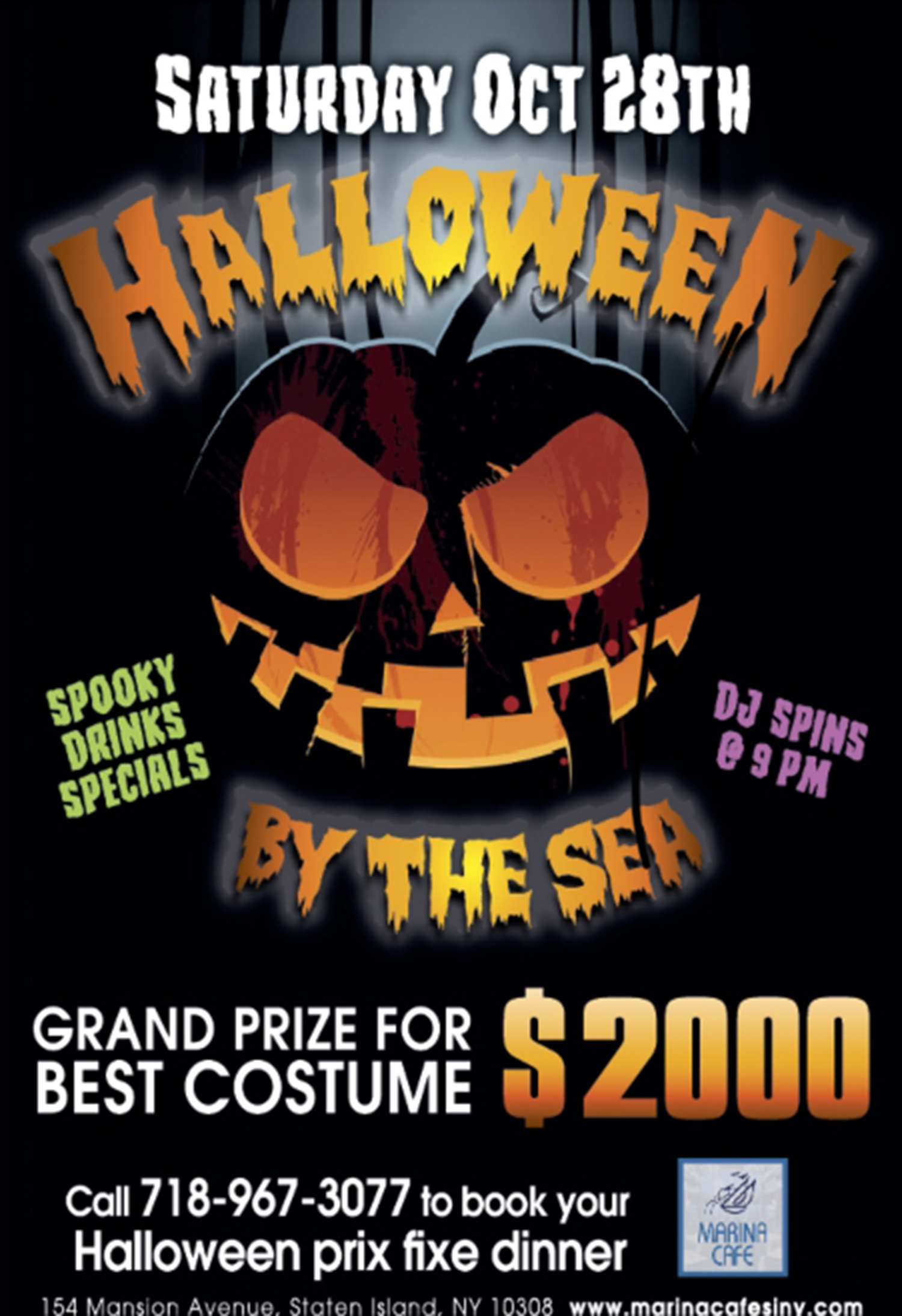Staten Island Halloween Party 2017